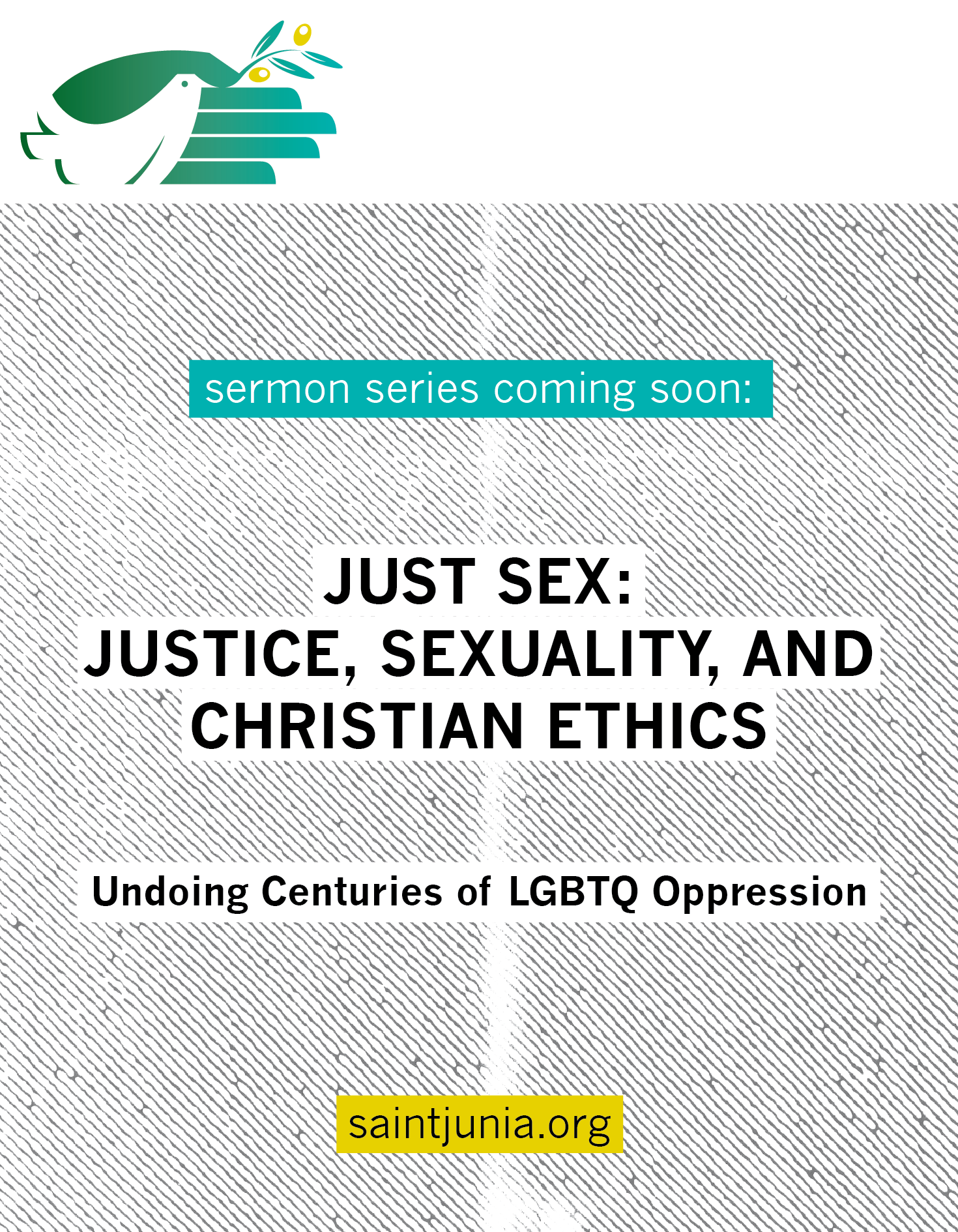 Universal house of justice letter on homosexuality and christianity