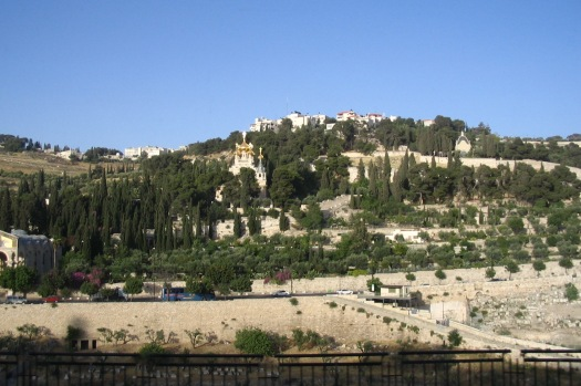 Israel-Kidron_Valley