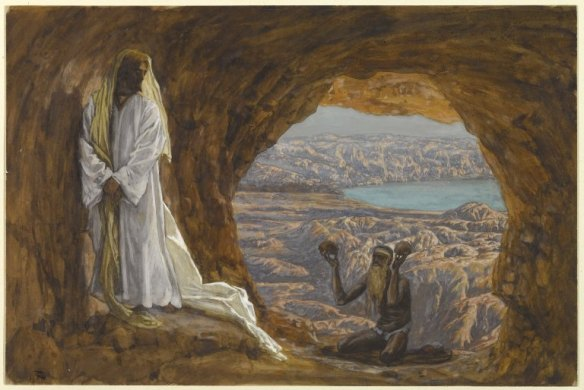 Brooklyn_Museum_-_Jesus_Tempted_in_the_Wilderness_(Jésus_tenté_dans_le_désert)_-_James_Tissot_-_overall