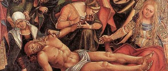 Luca_Signorelli_-_Lamentation_over_the_Dead_Christ_(with_predella)_-_WGA21254